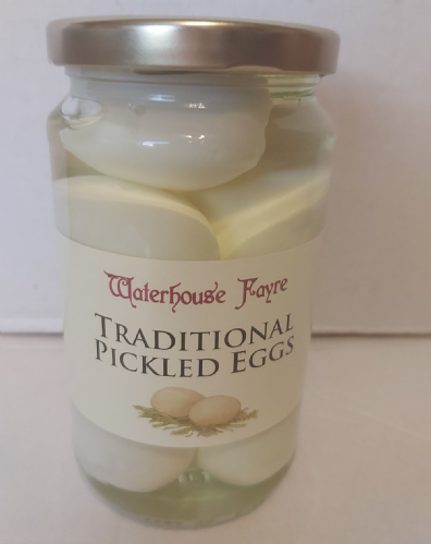 Waterhouse Fayre Free Range Pickled Eggs 470g